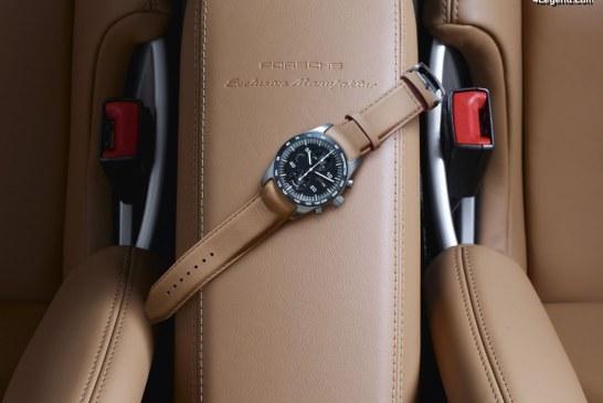Montre «Chronograph 911 Speedster» par Porsche Design