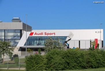 Oliver Hoffmann et Julius Seebach à la tête d'Audi Sport GmbH