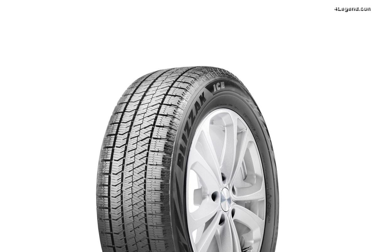 Nouveau pneu hiver Bridgestone Blizzak ICE - Performances supérieures