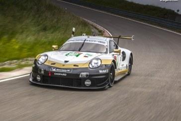 Nouveaux designs des Porsche 911 RSR pour les 24 Heures du Mans 2019