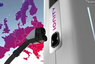 Coentreprise avec Porsche : mise en service du 100e parc de recharge IONITY