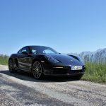 Road-show Porsche: test drive Porsche 718 Cayman