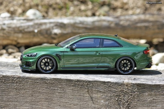 Miniature ABT RS5-R de GT Spirit au 1:18