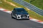 Spyshots Audi RS Q3 au Nürburgring – Un son démoniaque