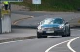 Spyshots Porsche 911 GT3 type 992 : bestiale