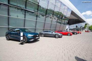 Audi dévoile son avenir et de nouveaux modèles inédits