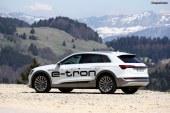 Test drive Audi e-tron, vers l'infini et au-delà?