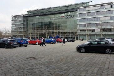 Audi a livré environ 140 300 voitures à ses clients en avril 2019