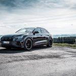ABT Level Control – Abaissement électronique de l'Audi Q8