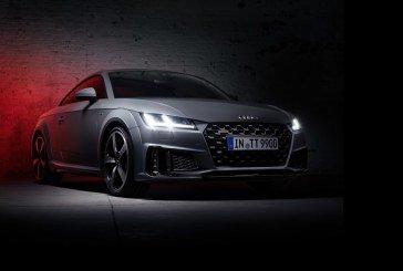 Vente en ligne de l'Audi TT Quantum Gray Edition limitée à 99 modèles