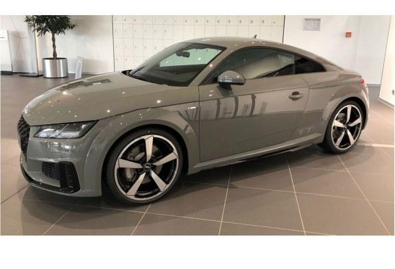 Audi TT Quantum Gray Edition de 2019 – 99 exemplaires