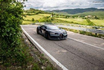 Bugatti au Mille Miglia – Jour 3