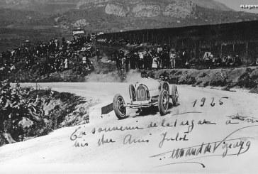 Bugatti Type 35 : la voiture de course au palmarès inégalé