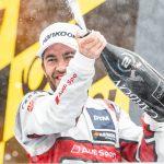 Double podium pour la nouvelle Audi RS 5 DTM au Hockenheimring