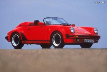 Porsche Speedster : le plaisir de conduire depuis plus de six décennies