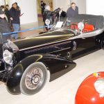 Horch 710 Spezial Roadster Reinbolt & Christie de 1934 – Ex collection Rolf Meyer