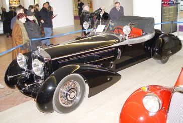 Horch 710 Spezial Roadster Reinbolt & Christie de 1934 – Ex collection Rolf Meyer