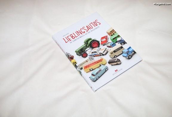 Livre « Lieblingsautos » de Ulrich Biene – Edition Delius Klasing