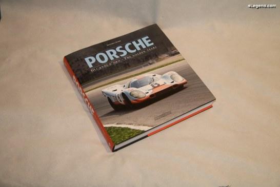 Livre «Porsche – The Golden Years» de Leonardo Acerbi