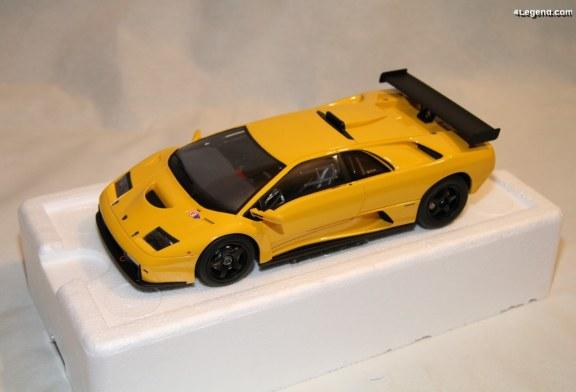 Lamborghini Diablo GTR au 1:18 par Kyosho – GT Spirit