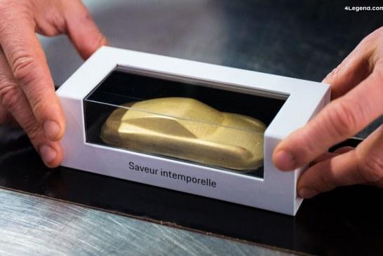 Une édition limitée de la nouvelle Porsche 911 par le Chef Simone Zanoni