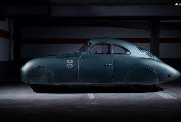 Vente de la seule Porsche Type 64 survivante