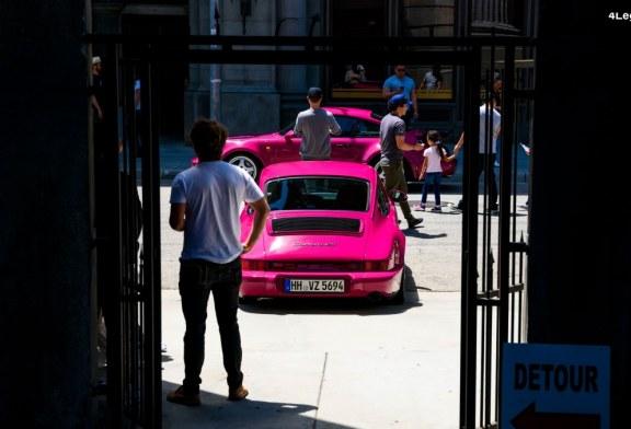 Luftgekühlt 6 – Rassemblement de Porsche refroidies par air à Hollywood