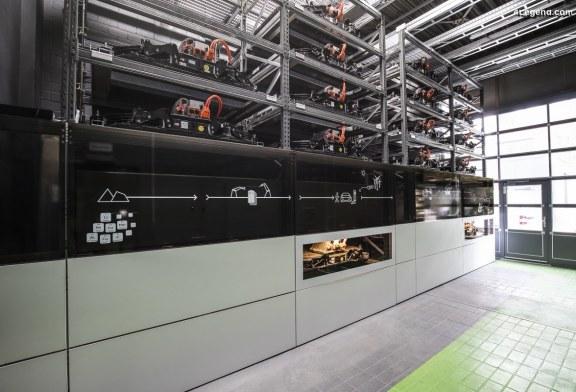 Audi inaugure une unité de stockage de batteries sur le Campus EUREF à Berlin
