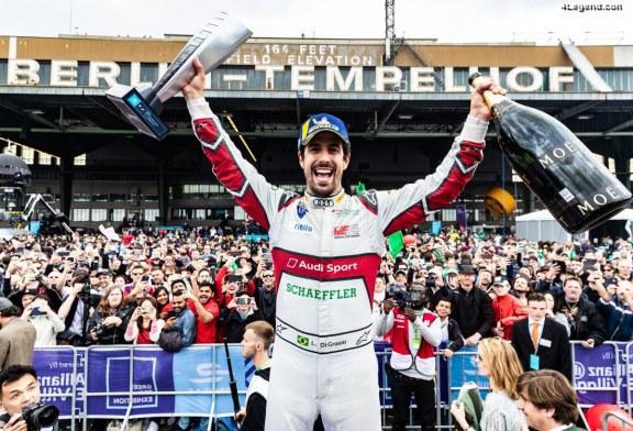 Triomphe à Berlin : Audi Sport ABT Schaeffler répète sa victoire à domicile en Formule E