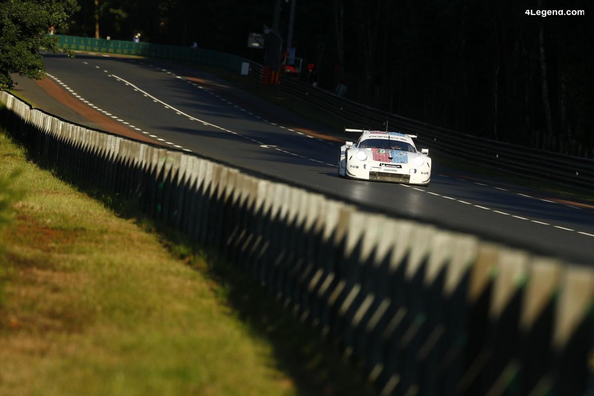 24H Mans 2019 - Résultats des qualifications pour Porsche : 4ème sur la grille de départ
