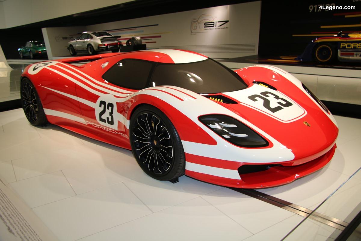 Porsche a posé un défi à Rimac pour une future supercar