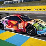 24H Mans 2019 – Porsche 911 RSR Art Car de Project 1