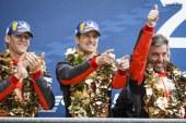 24H Mans 2019 – Victoire de la Porsche 911 RSR n°56 de Project 1 suite à la disqualification de la Ford #85