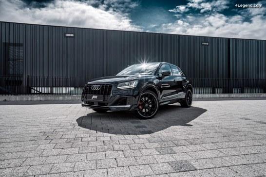 Audi SQ2 par ABT – Des performances équivalentes à une Porsche 718 Boxster S