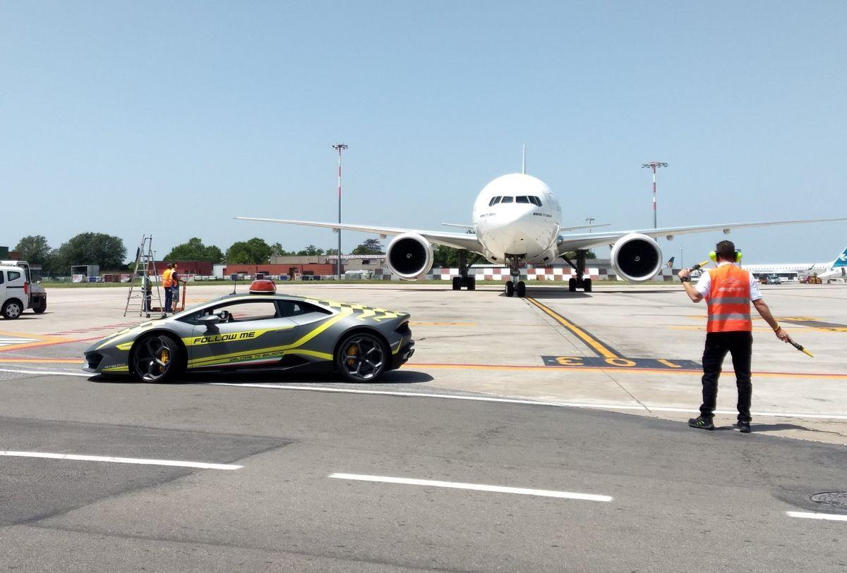 Une nouvelle Lamborghini Huracán