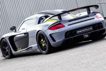 Une nouvelle livraison de Gemballa Mirage GT sur base de Porsche Carrera GT