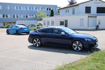 Baisse des livraisons d'Audi à environ 151 900 voitures en mai 2019