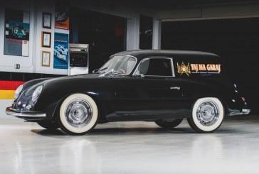 Porsche 356 A Kreuzer break de livraison de 1958 – collection Taj Ma Garaj