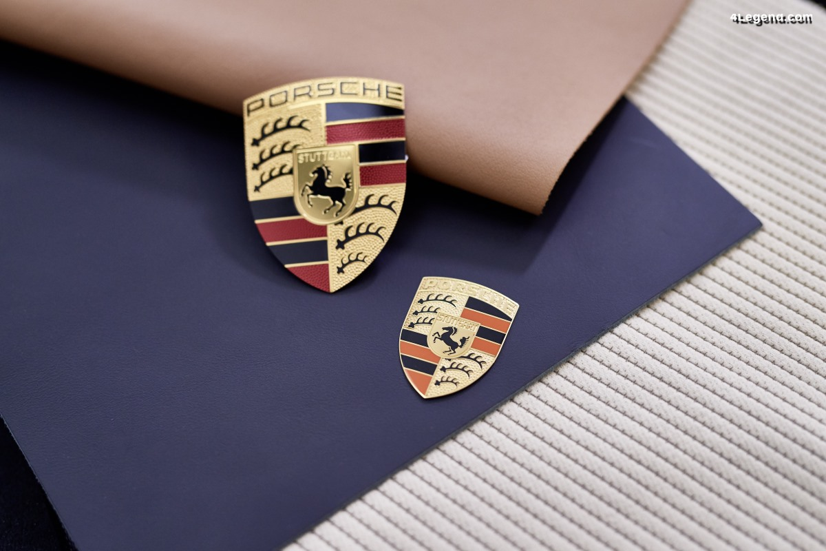 Packs Porsche Heritage Design : réinterprétation des éléments de design classiques
