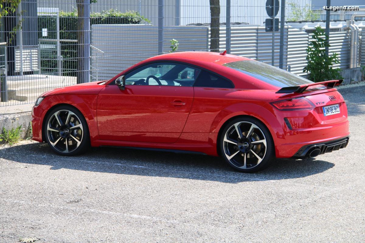 L'Audi TT ne va finalement pas disparaître selon Bram Schot