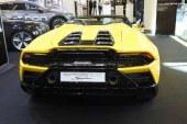 Top Marques 2019 – Stand Lamborghini et montres Roger Dubuis