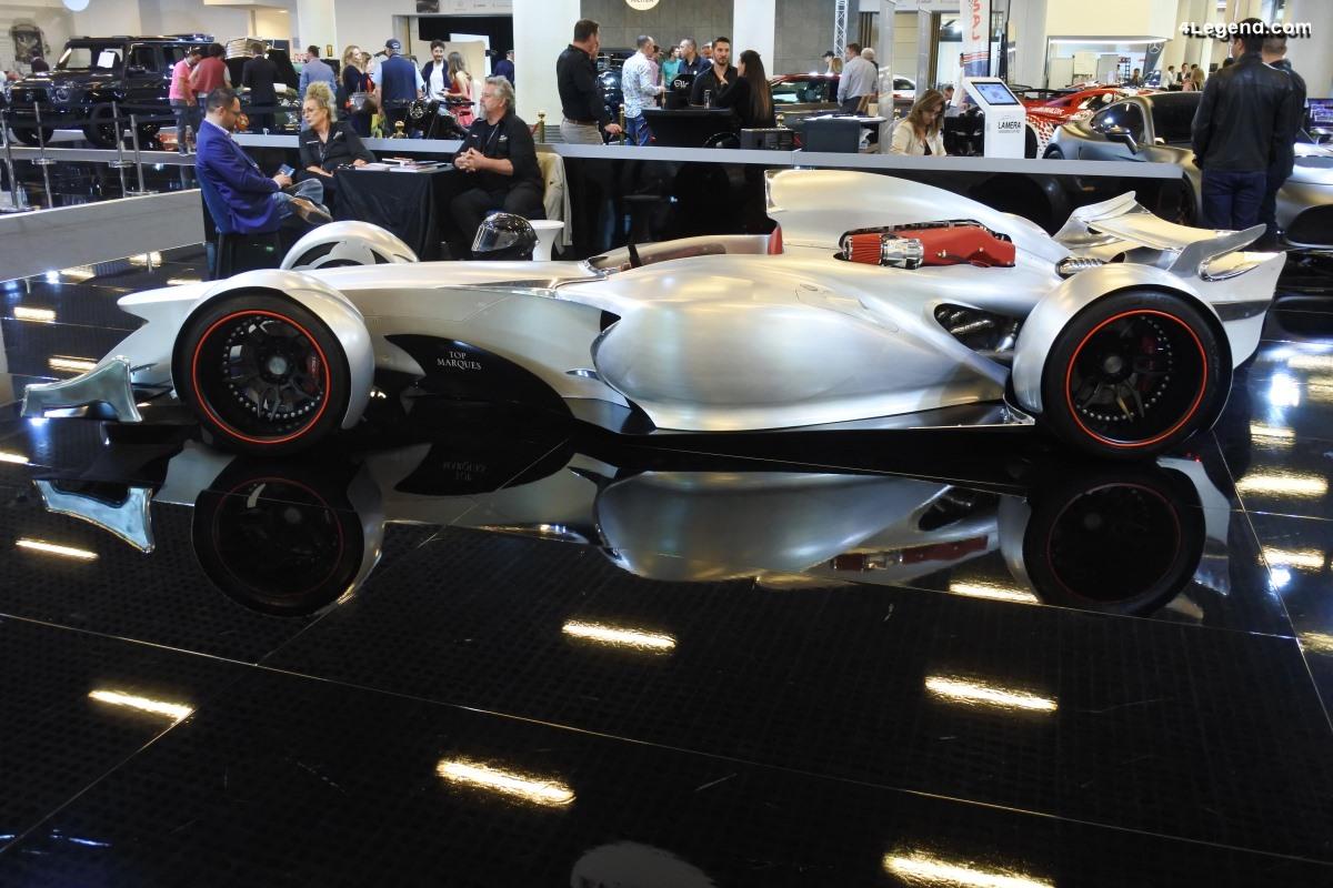 Top Marques 2019 - Zacaria SC : une Formule 1 homologuée pour la route