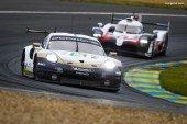 24H Mans 2019 – Bon départ pour Porsche avec ses 911 RSR