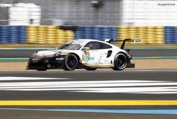 24h Mans 2019 – Photos de la 1ère journée d'essais des Porsche 911 RSR