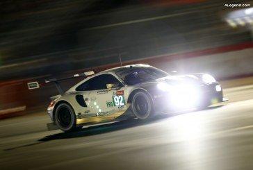 24H Mans 2019 – Photos et résultats de la 1ère journée de qualification des Porsche 911 RSR