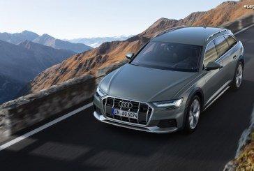 Nouvelle Audi A6 allroad quattro 2019
