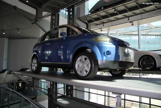 Audi Al2 open end de 1997