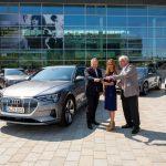 Audi on demand arrive à Ingolstadt