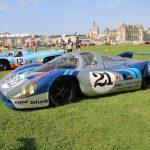 Chantilly 2019 – Hommage aux 50 ans de la Porsche 917