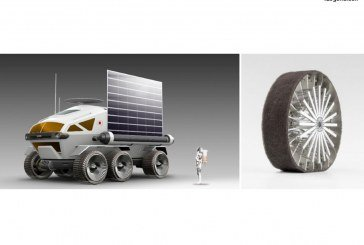 Bridgestone coopère avec Toyota pour une mission internationale d'exploration spatiale
